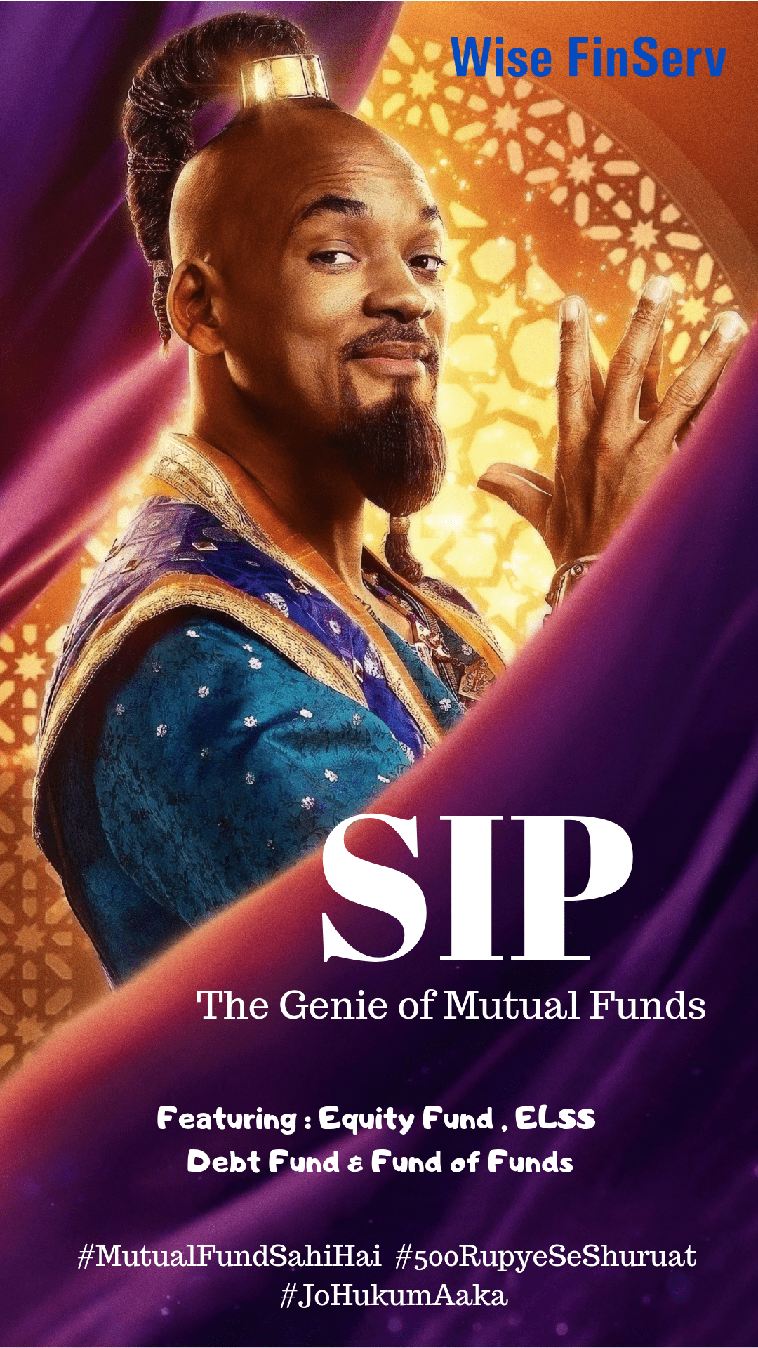 SIP the new Alladin ka Genie, fulfilling all your wishes